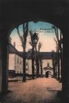 Ansichtskarte Schloss Augustusburg Südtor