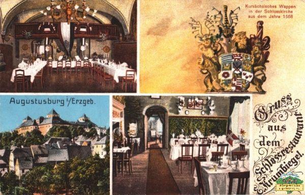 Schlossrestaurant Augustusburg