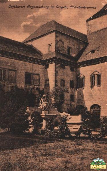 Ansichtskarte Märchenbrunnen